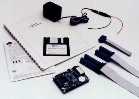 Picture of the RPC-220 Devlopment System