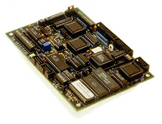 Picture of the RPC-330 Single-Board Computer