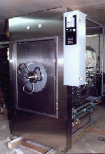 Picture of a Sterilizing System